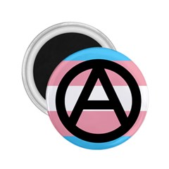 Anarchist Pride 2 25  Magnets by TransPrints