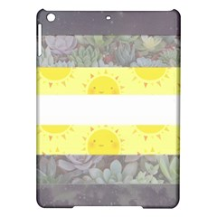 Nonbinary Flag Ipad Air Hardshell Cases by AnarchistTransPride