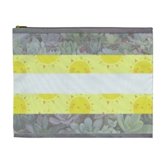 Cute Flag Cosmetic Bag (xl) by TransPrints