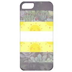 Cute Flag Apple Iphone 5 Classic Hardshell Case by TransPrints