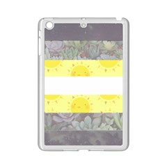 Cute Flag Ipad Mini 2 Enamel Coated Cases by TransPrints