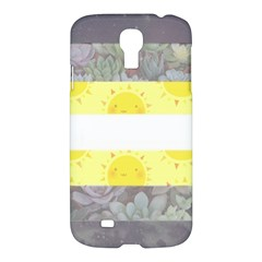 Cute Flag Samsung Galaxy S4 I9500/i9505 Hardshell Case by TransPrints