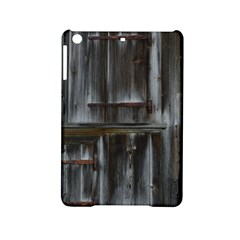 Alpine Hut Almhof Old Wood Grain Ipad Mini 2 Hardshell Cases by BangZart