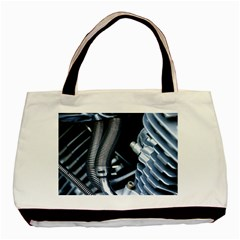 Motorcycle Details Basic Tote Bag by BangZart
