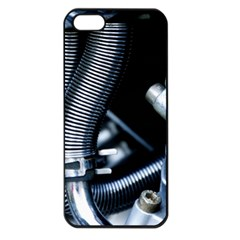 Motorcycle Details Apple Iphone 5 Seamless Case (black) by BangZart