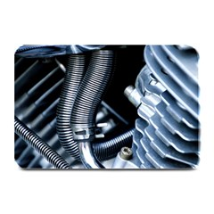 Motorcycle Details Plate Mats by BangZart