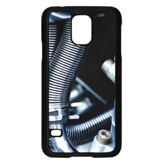 Motorcycle Details Samsung Galaxy S5 Case (black) by BangZart