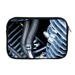 Motorcycle Details Apple Macbook Pro 17  Zipper Case by BangZart