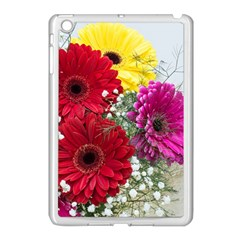 Flowers Gerbera Floral Spring Apple Ipad Mini Case (white) by BangZart