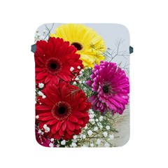 Flowers Gerbera Floral Spring Apple Ipad 2/3/4 Protective Soft Cases by BangZart