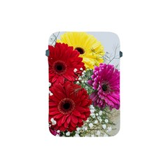 Flowers Gerbera Floral Spring Apple Ipad Mini Protective Soft Cases by BangZart