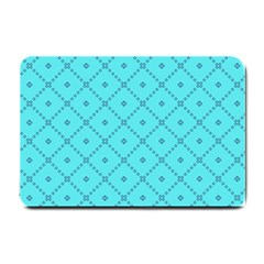 Pattern Background Texture Small Doormat  by BangZart