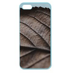 Leaf Veins Nerves Macro Closeup Apple Seamless Iphone 5 Case (color) by BangZart