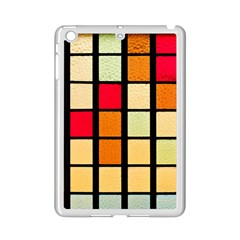 Mozaico Colors Glass Church Color Ipad Mini 2 Enamel Coated Cases by BangZart