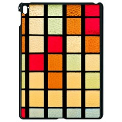 Mozaico Colors Glass Church Color Apple Ipad Pro 9 7   Black Seamless Case by BangZart