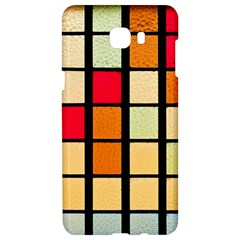 Mozaico Colors Glass Church Color Samsung C9 Pro Hardshell Case