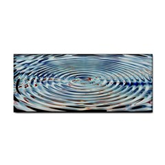 Wave Concentric Waves Circles Water Cosmetic Storage Cases by BangZart