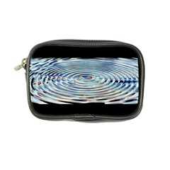 Wave Concentric Waves Circles Water Coin Purse by BangZart