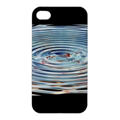 Wave Concentric Waves Circles Water Apple Iphone 4/4s Hardshell Case by BangZart