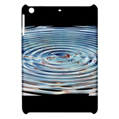 Wave Concentric Waves Circles Water Apple Ipad Mini Hardshell Case by BangZart
