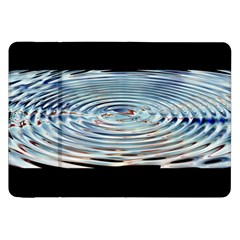 Wave Concentric Waves Circles Water Samsung Galaxy Tab 8 9  P7300 Flip Case