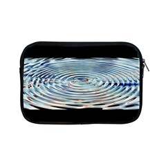 Wave Concentric Waves Circles Water Apple Ipad Mini Zipper Cases by BangZart
