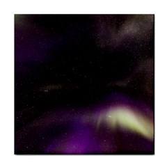 The Northern Lights Nature Tile Coasters by BangZart