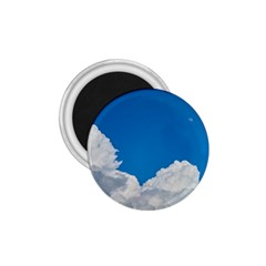 Sky Clouds Blue White Weather Air 1 75  Magnets by BangZart