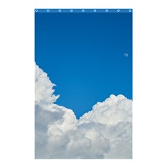 Sky Clouds Blue White Weather Air Shower Curtain 48  X 72  (small)  by BangZart