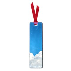 Sky Clouds Blue White Weather Air Small Book Marks by BangZart