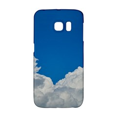 Sky Clouds Blue White Weather Air Galaxy S6 Edge