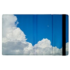 Sky Clouds Blue White Weather Air Apple Ipad Pro 9 7   Flip Case