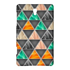 Abstract Geometric Triangle Shape Samsung Galaxy Tab S (8 4 ) Hardshell Case