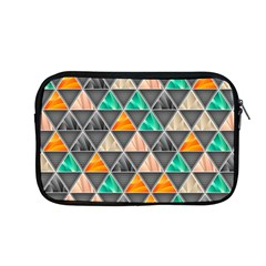 Abstract Geometric Triangle Shape Apple Macbook Pro 13  Zipper Case