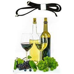 White Wine Red Wine The Bottle Shoulder Sling Bags by BangZart