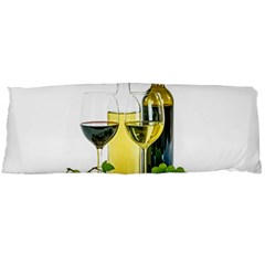 White Wine Red Wine The Bottle Body Pillow Case Dakimakura (two Sides) by BangZart