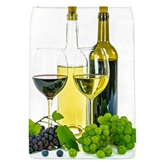 White Wine Red Wine The Bottle Flap Covers (s)  by BangZart