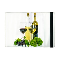White Wine Red Wine The Bottle Ipad Mini 2 Flip Cases by BangZart