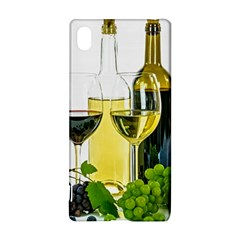 White Wine Red Wine The Bottle Sony Xperia Z3+ by BangZart