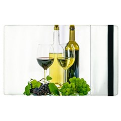 White Wine Red Wine The Bottle Apple Ipad Pro 12 9   Flip Case by BangZart