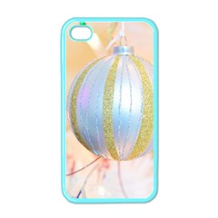 Sphere Tree White Gold Silver Apple Iphone 4 Case (color) by BangZart