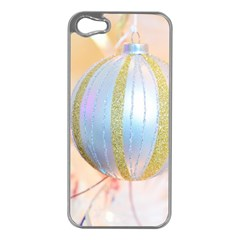 Sphere Tree White Gold Silver Apple Iphone 5 Case (silver) by BangZart