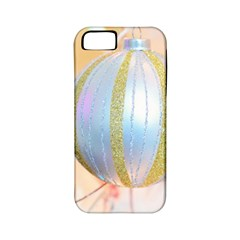 Sphere Tree White Gold Silver Apple Iphone 5 Classic Hardshell Case (pc+silicone) by BangZart