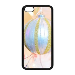 Sphere Tree White Gold Silver Apple Iphone 5c Seamless Case (black) by BangZart