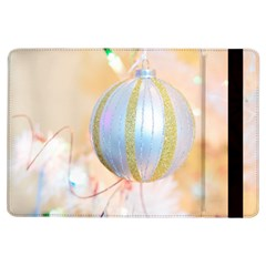 Sphere Tree White Gold Silver Ipad Air Flip by BangZart