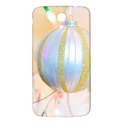 Sphere Tree White Gold Silver Samsung Galaxy Mega I9200 Hardshell Back Case by BangZart