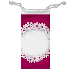 Photo Frame Transparent Background Jewelry Bag