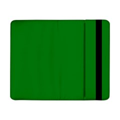 Solid Christmas Green Velvet Classic Colors Samsung Galaxy Tab Pro 8 4  Flip Case by PodArtist