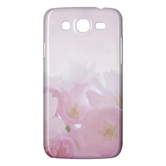 Pink Blossom Bloom Spring Romantic Samsung Galaxy Mega 5 8 I9152 Hardshell Case  by BangZart