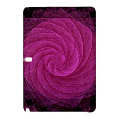 Purple Background Scrapbooking Abstract Samsung Galaxy Tab Pro 12 2 Hardshell Case by BangZart